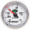 "Autometer NV Full Sweep Electric Boost / Vacuum gauge 2 1/16"" (52.4mm)"