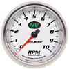"Autometer NV In-Dash Tachs & Speedos Tachometer gauge 3 3/8"" (85.7mm)"