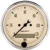 "Autometer Antique  Beige In-Dash Tachs & Speedos Gauges  3 1/8"" (79.4mm)"