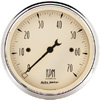 "Autometer Antique  Beige In-Dash Tachs & Speedos Tachometer Gauges  3 1/8"" (79.4mm)"