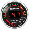"Autometer Nexus Digital Wideband Air/Fuel Ratio gauge 2 1/16"" (52.4mm)"