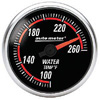 "Autometer Nexus Full Sweep Electric Water Temperature gauge 2 1/16"" (52.4mm)"