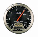 Blitz - Gauge - DC II Series 60mm Carbon EGT Meter