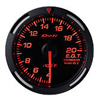 Defi Red Racer EGT Gauge # DF06802