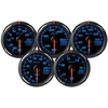 Defi Blue Racer 60mm Volt Gauge