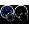 ProSport 52mm Electric Volt Gauge Blue/White