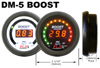 PLX Devices DM-5 Vacuum Boost Gauge: Standard Digital Display Module