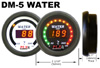 PLX Devices   DM-5 Water Temperature: Standard Digital Display Module