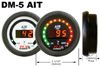 PLX Devices DM-5 Air Intake Temperature Gauge: Standard Digital Display Module