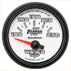 "Autometer Phantom II Short Sweep Electric Water Temperature Gauge 2 1/16"" (52.4mm)"