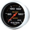"Autometer Pro Comp Full Sweep Electric Water Temperature Low Temp Gauge 2 5/8"" (66.7mm)"