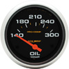 "Autometer Pro Comp Short Sweep Electric Oil Temperature Gauge 2 5/8""(66.7mm)"