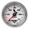 "Autometer C2 Full Sweep Electric Boost gauge 2 1/16"" (52.4mm)"
