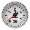 "Autometer C2 Full Sweep Electric Fuel Level gauge 2 1/16"" (52.4mm)"