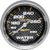 "Autometer Carbon Fiber Mechanical Water Temperature gauge 2 5/8"" (66.7mm)"