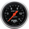 "Autometer Sport Comp Full Sweep Electric Fuel Pressure Gauge 2 1/16"" (52.4mm)"