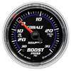 "Autometer Cobalt Full Sweep Electric Boost / Vacuum gauge 2 1/16"" (52.4mm)"