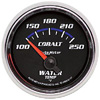 "Autometer Cobalt Short Sweep Electric Water Temperature gauge 2 1/16"" (52.4mm)"