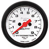 "Autometer Metric Full Sweep Electric Pyrometer gauge 2 1/16"" (52.4mm)"