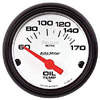 "Autometer Metric Short Sweep Electric Oil Temperature gauge 2 1/16"" (52.4mm)"