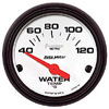 "Autometer Metric Short Sweep Electric Water Temperature gauge 2 1/16"" (52.4mm)"