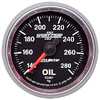 "Autometer Sport Comp II Full Sweep Electric Oil Temperature Gauges 2 1/16"" (52.4mm)"