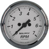 "Autometer American Platinum In-Dash Tachs & Speedos Tachometer Gauges  2 1/16"" (52.4mm)"