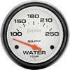 "Autometer Phantom Short Sweep Electric Water Temperature gauge 2 5/8"" (66.7mm)"