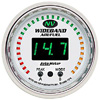 "Autometer NV Digital Wideband Air/Fuel Ratio gauge 2 1/16"" (52.4mm)"